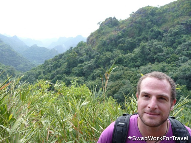 Exploring Cat Ba Island with Swap Work for Travel