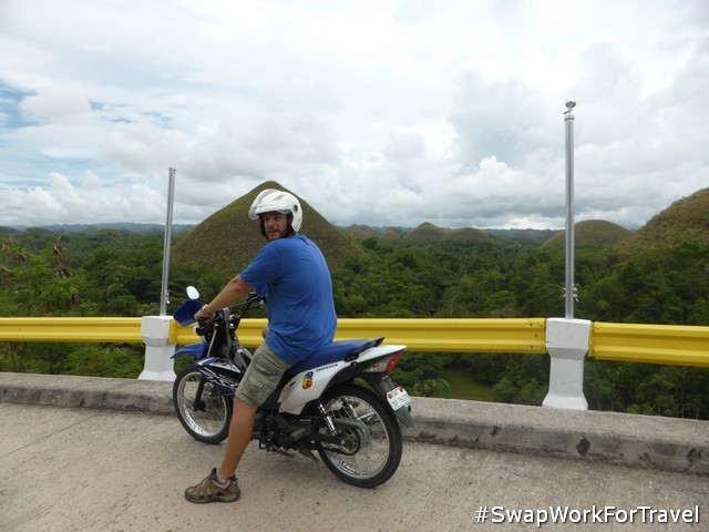 Swap Work for Travel Philippines