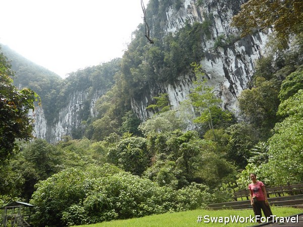 Exploring jungles of Borneo